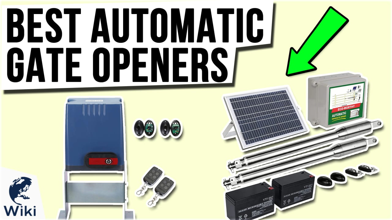 10 Best Automatic Gate Openers