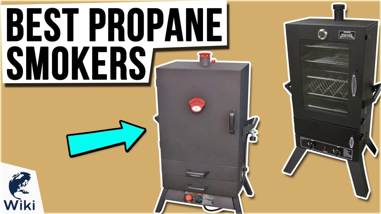 10 Best Propane Smokers