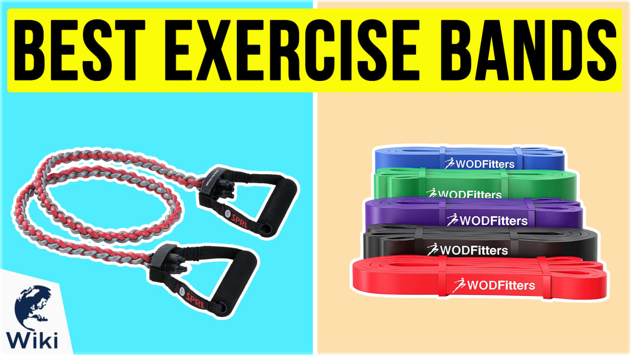 7 Best Exercise Bands