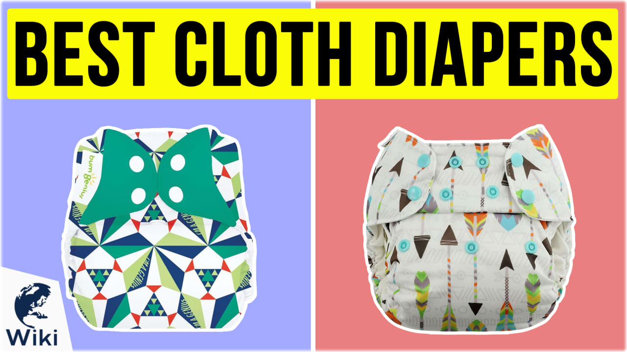 10 Best Cloth Diapers