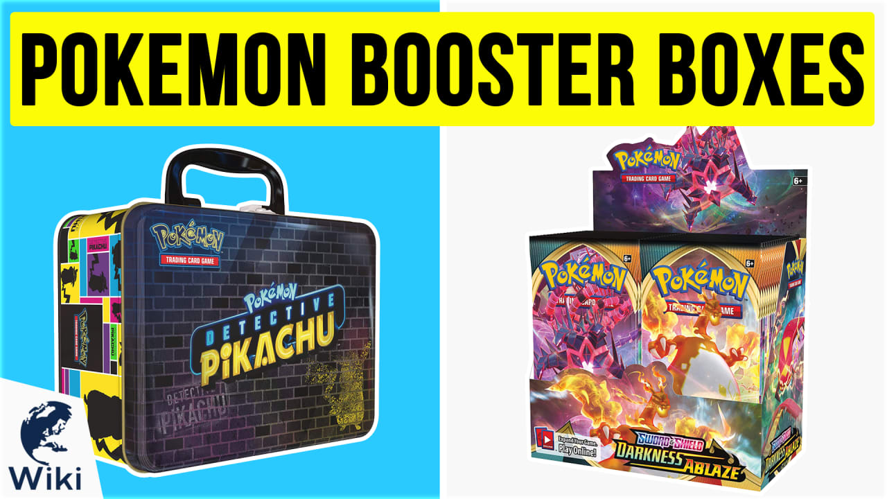 10 Best Pokemon Booster Boxes