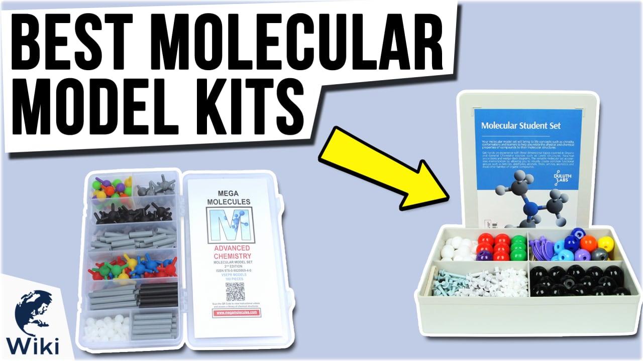 10 Best Molecular Model Kits