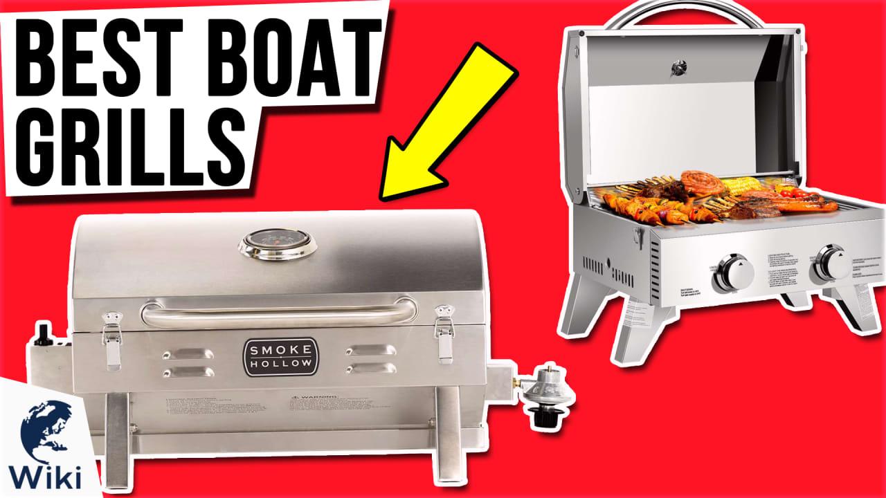 9 Best Boat Grills