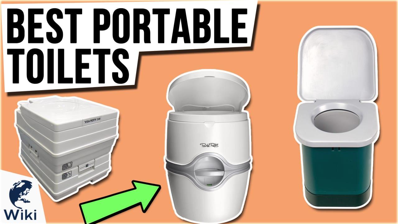 10 Best Portable Toilets