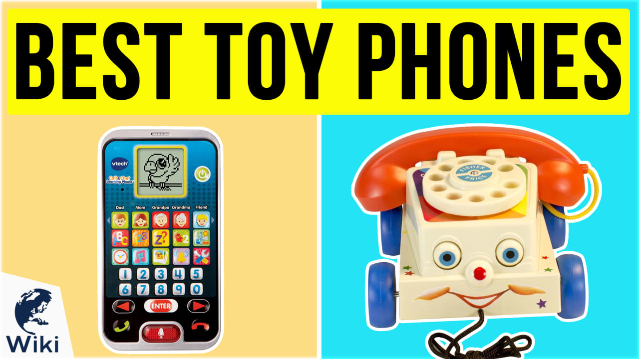 10 Best Toy Phones