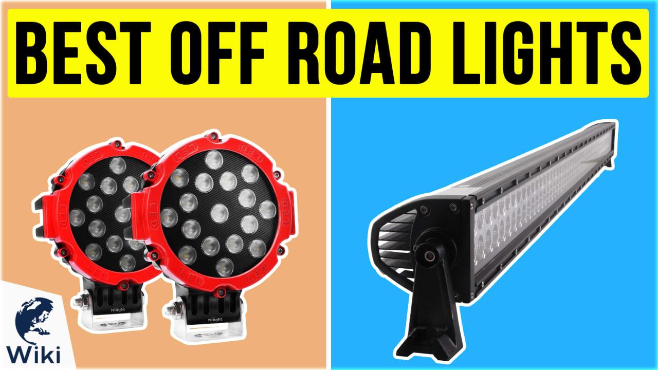 10 Best Off Road Lights