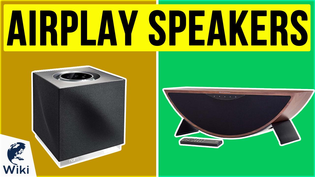 10 Best Airplay Speakers