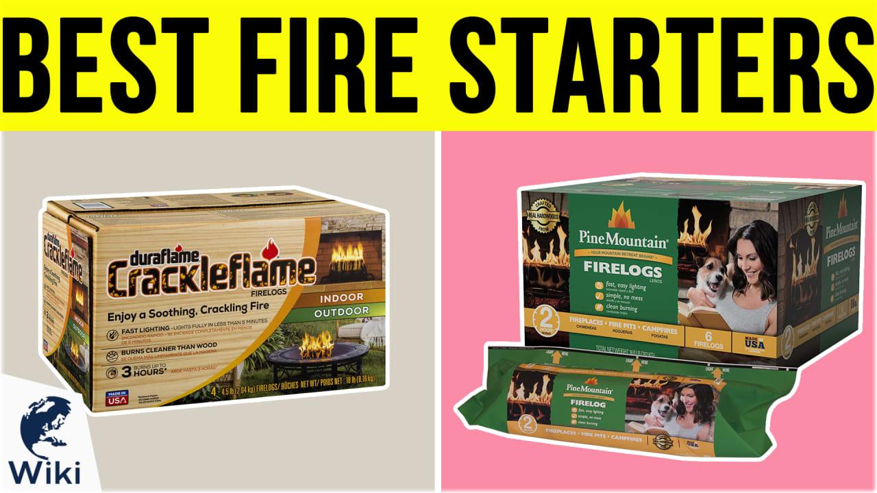 10 Best Fire Starters