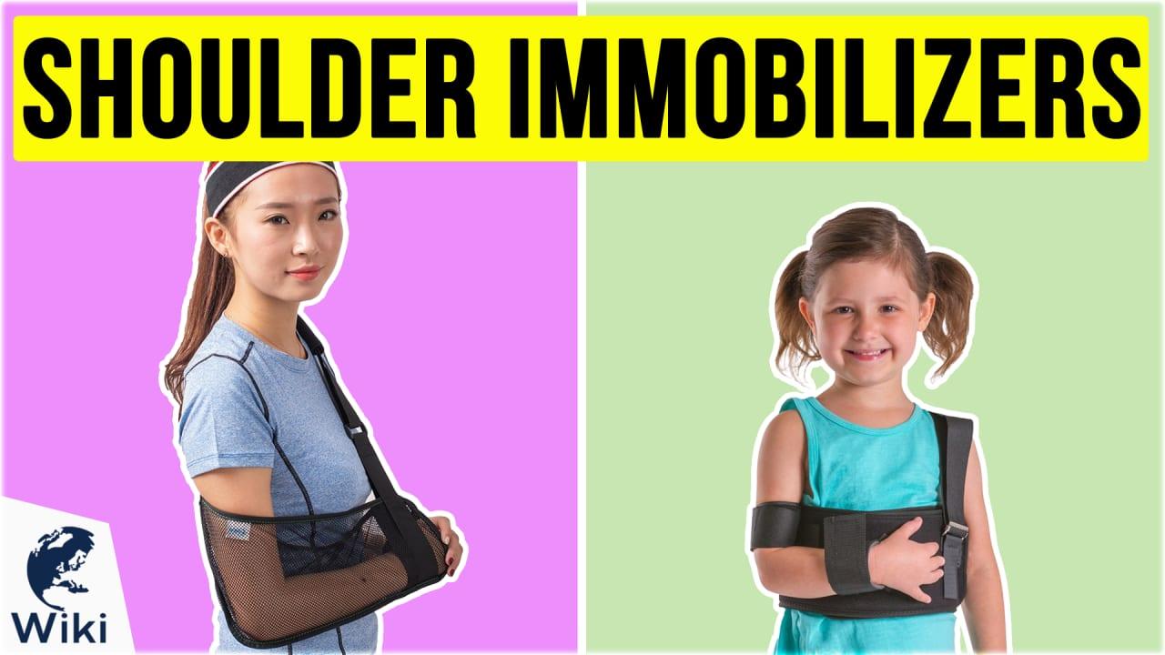 10 Best Shoulder Immobilizers
