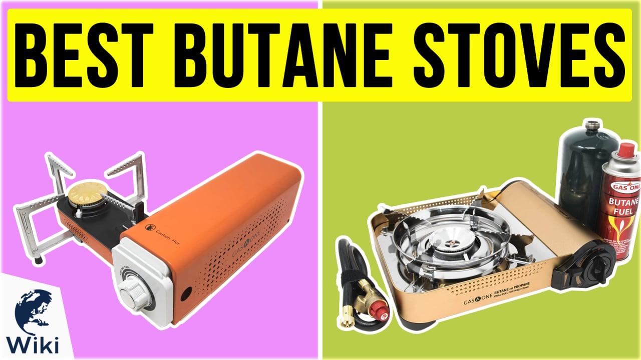 10 Best Butane Stoves