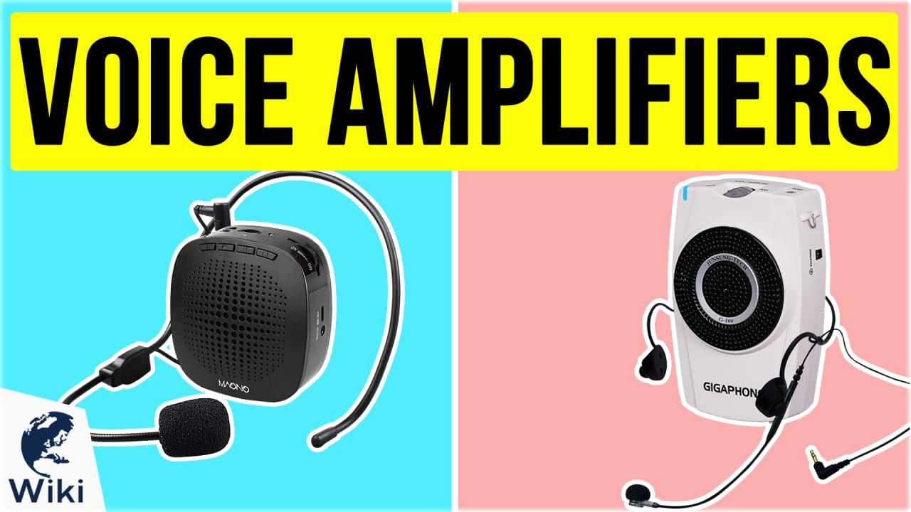 10 Best Voice Amplifiers