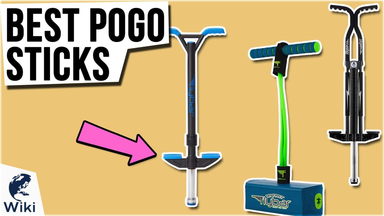 10 Best Pogo Sticks