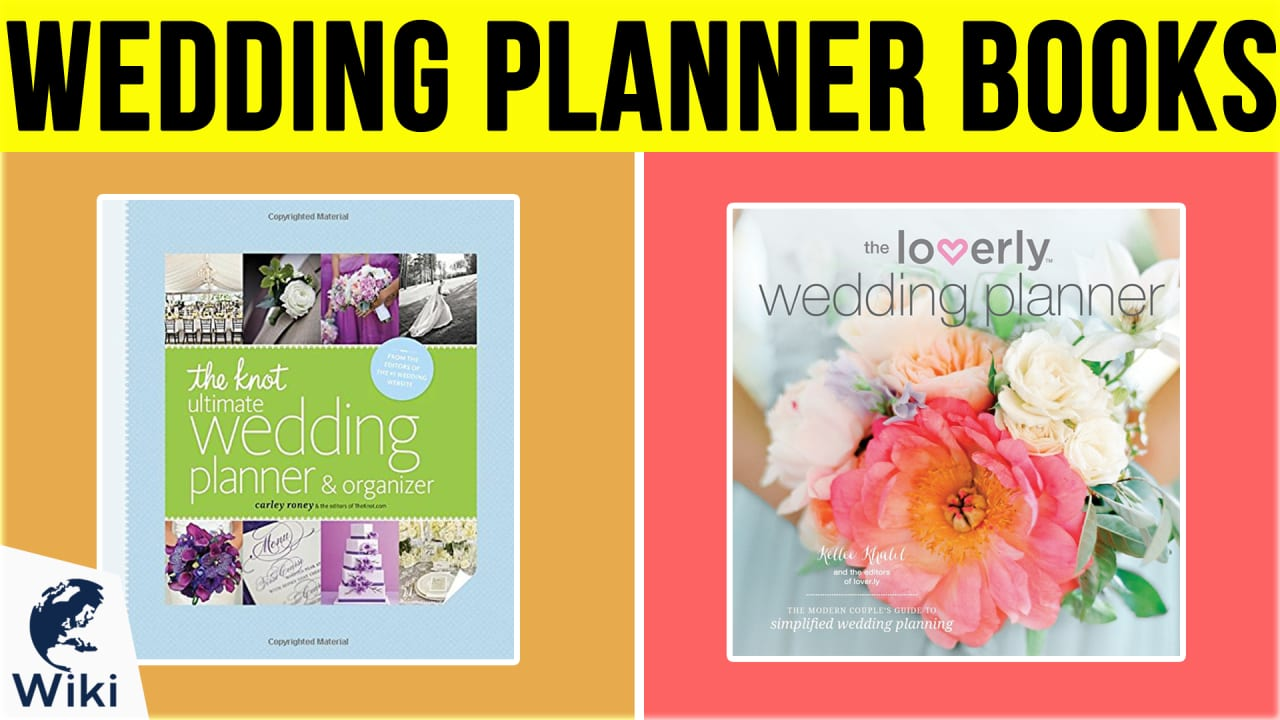 10 Best Wedding Planner Books