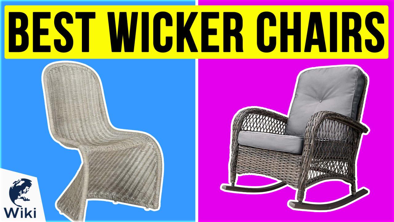 10 Best Wicker Chairs