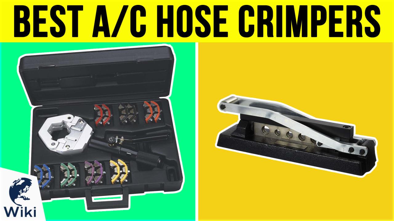 5 Best A/C Hose Crimpers