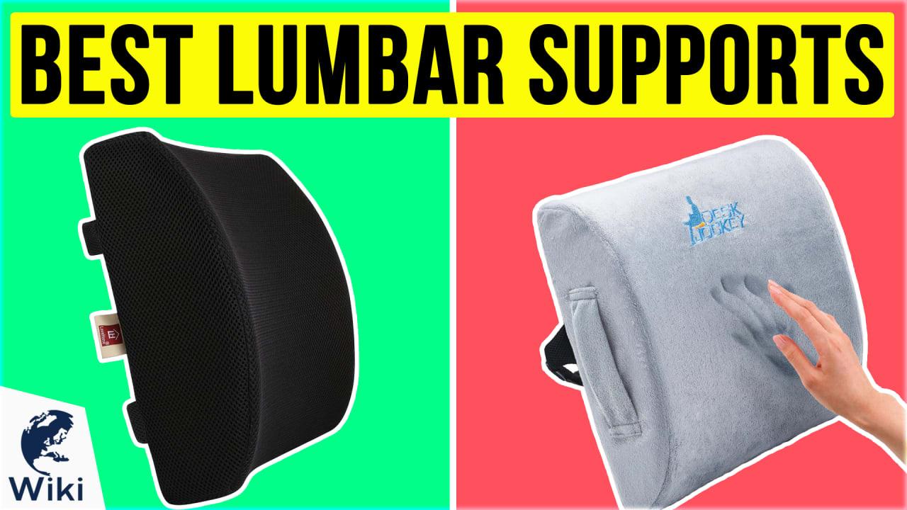 10 Best Lumbar Supports