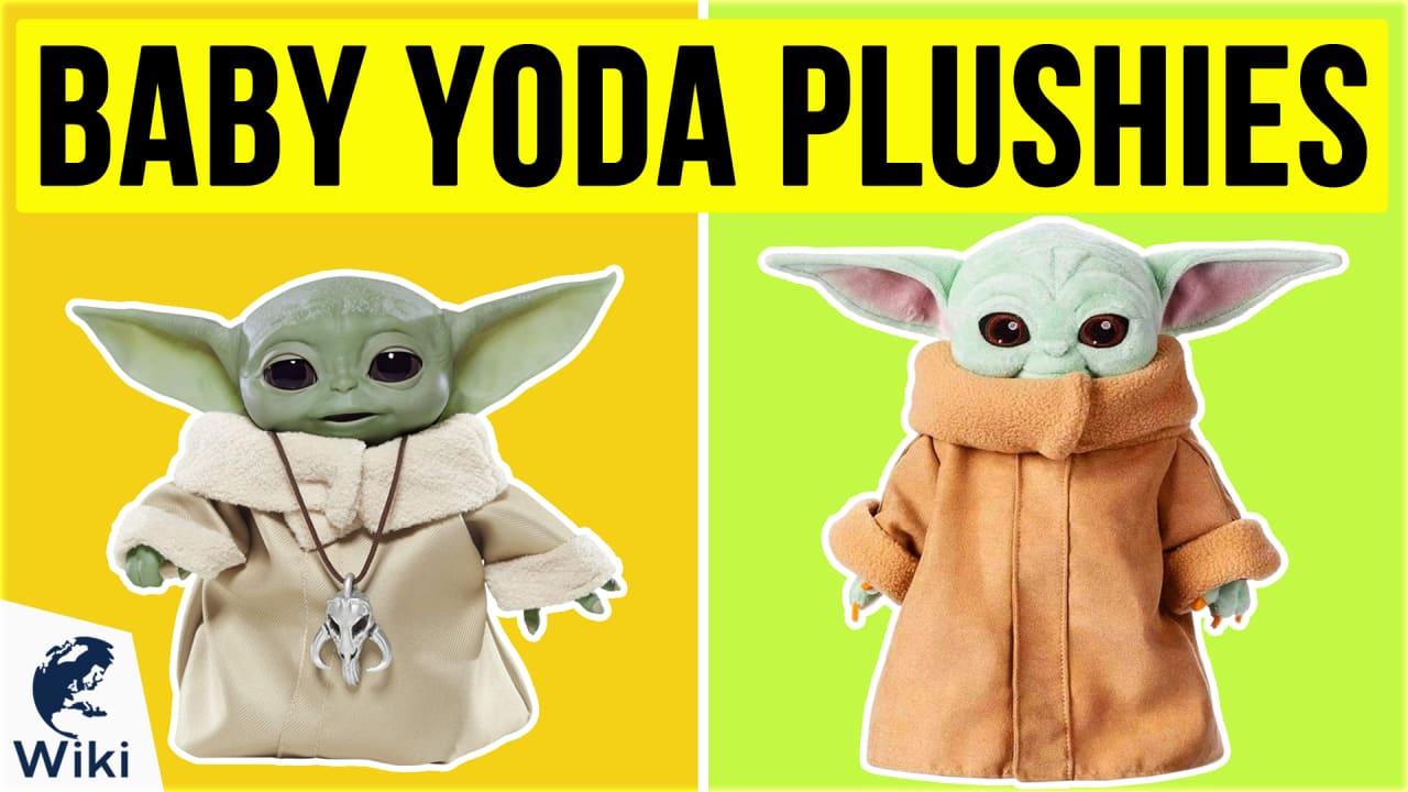 6 Best Baby Yoda Plushies