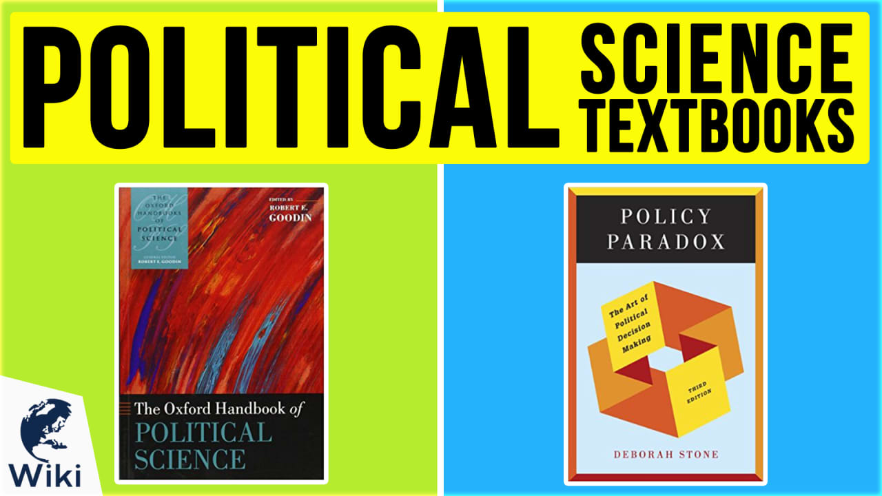 10 Best Political Science Textbooks