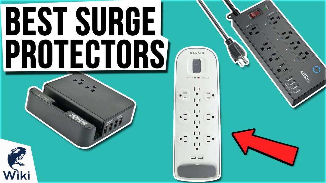 10 Best Surge Protectors