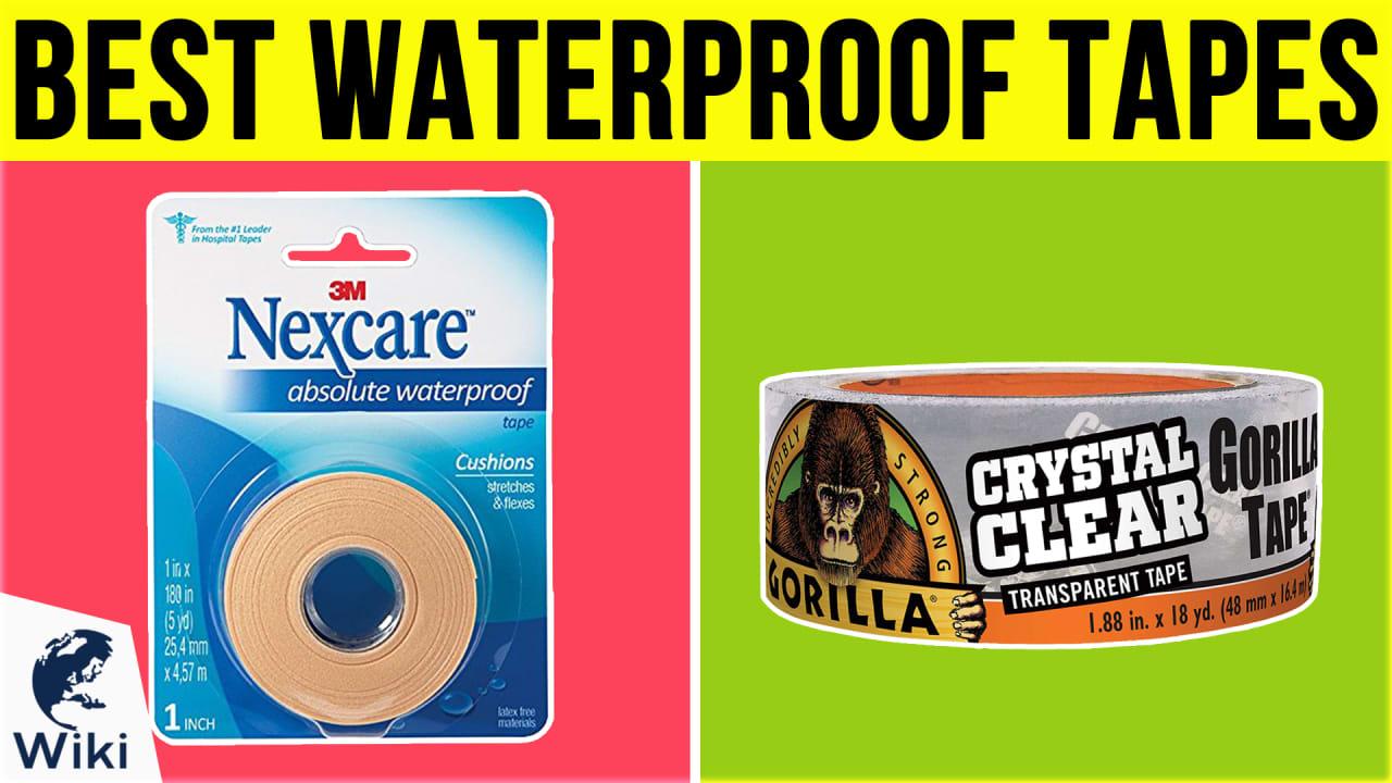 9 Best Waterproof Tapes
