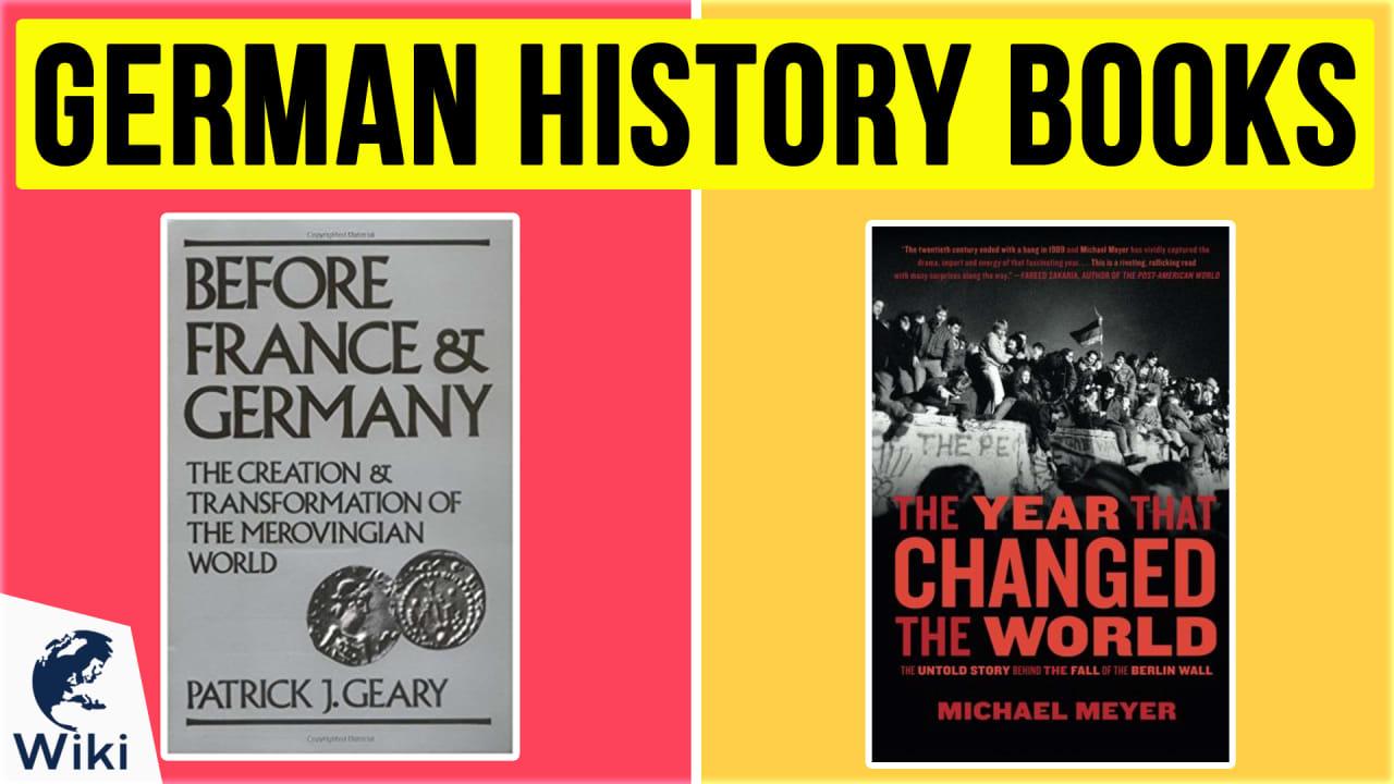 10 Best German History Books