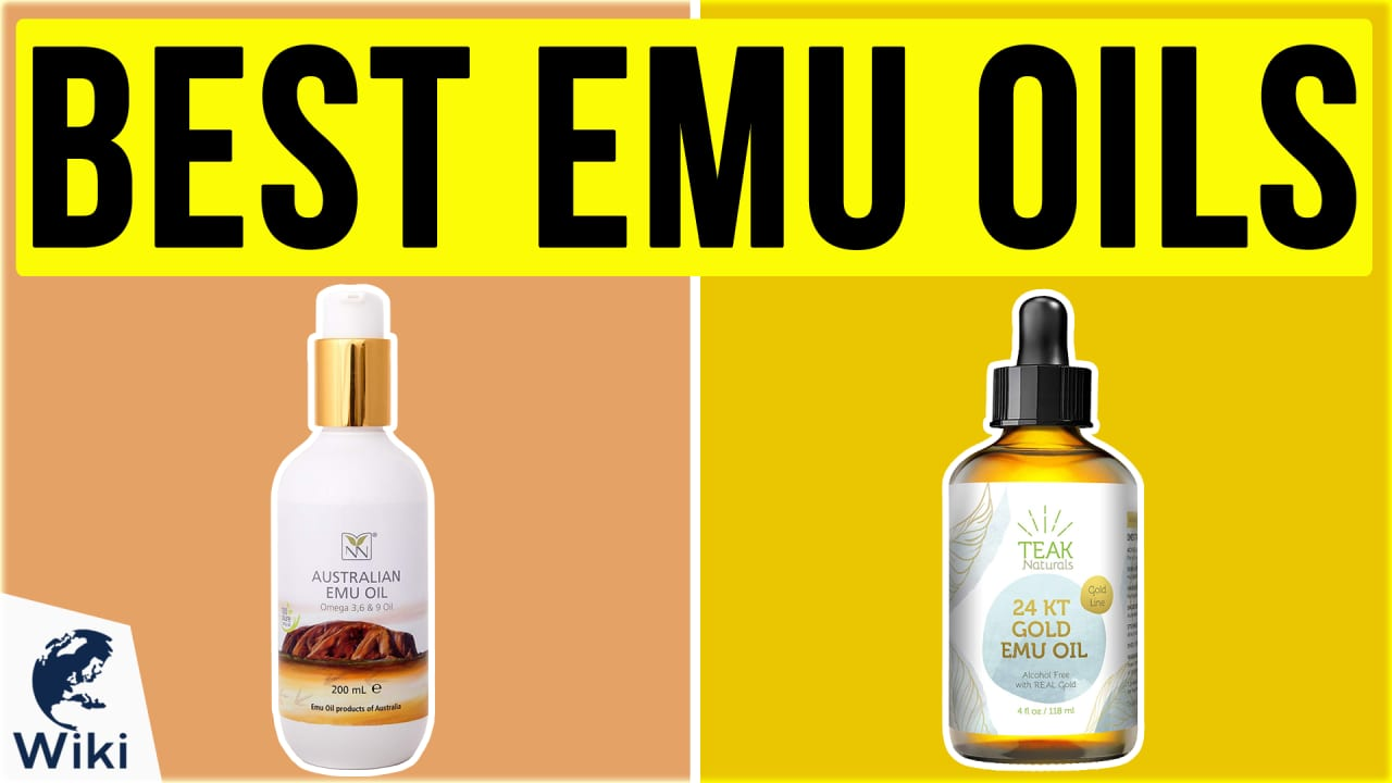 9 Best Emu Oils
