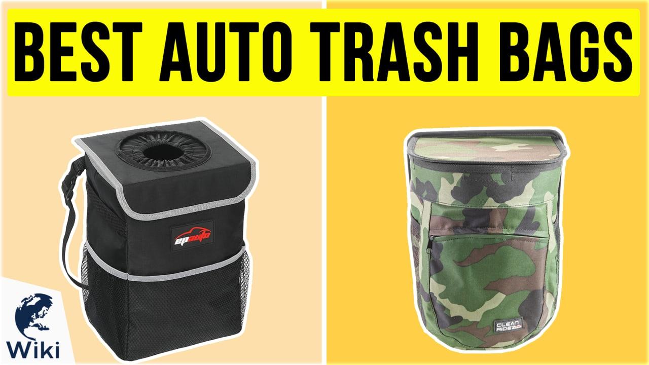 10 Best Auto Trash Bags