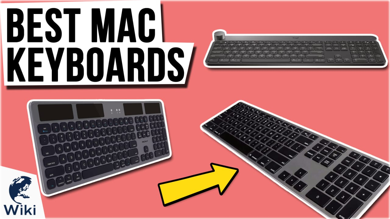 10 Best Mac Keyboards