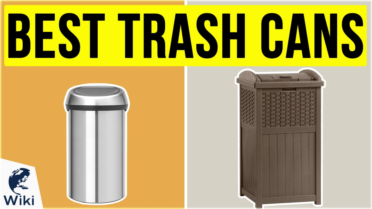 10 Best Trash Cans