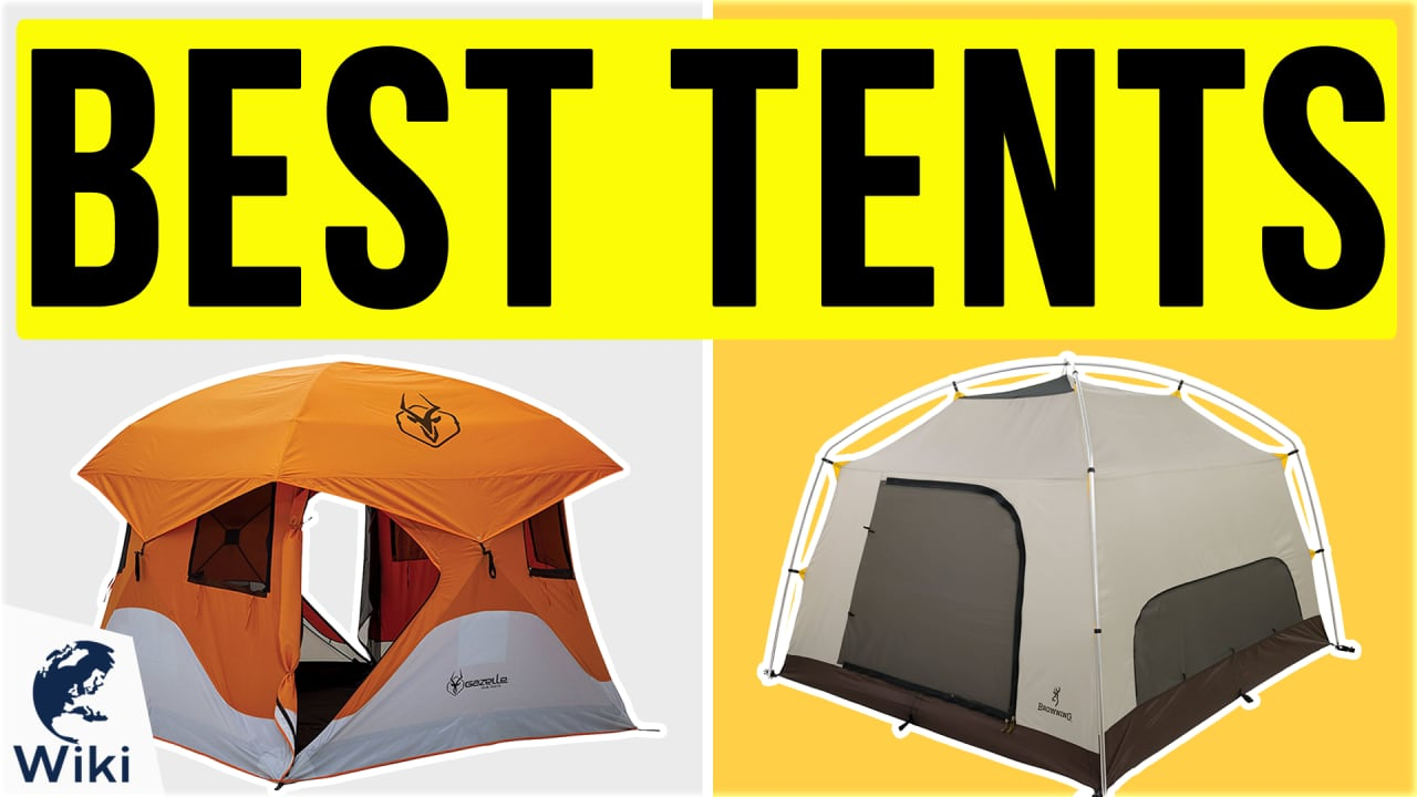10 Best Tents