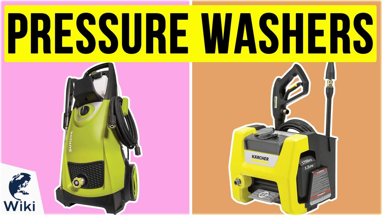 10 Best Pressure Washers
