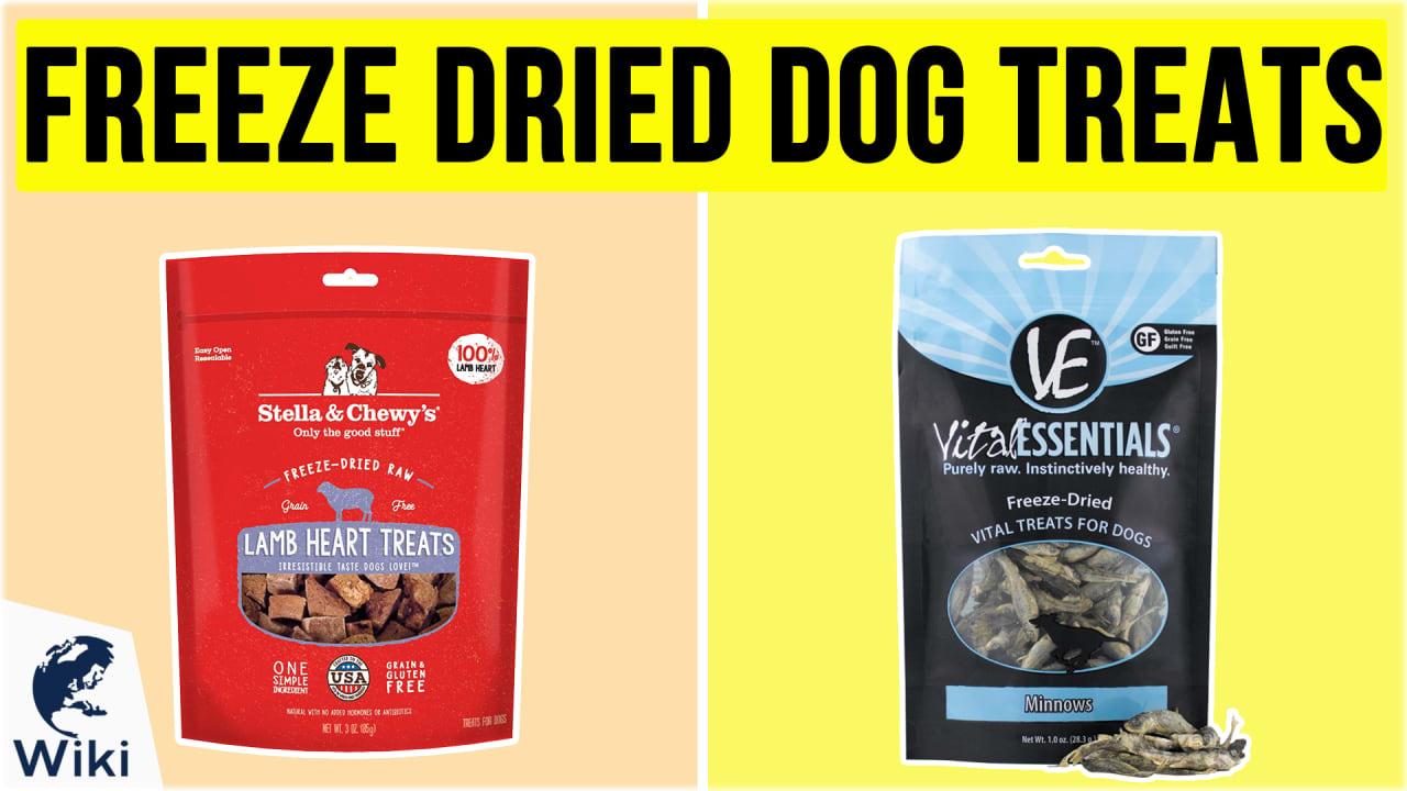 10 Best Freeze Dried Dog Treats
