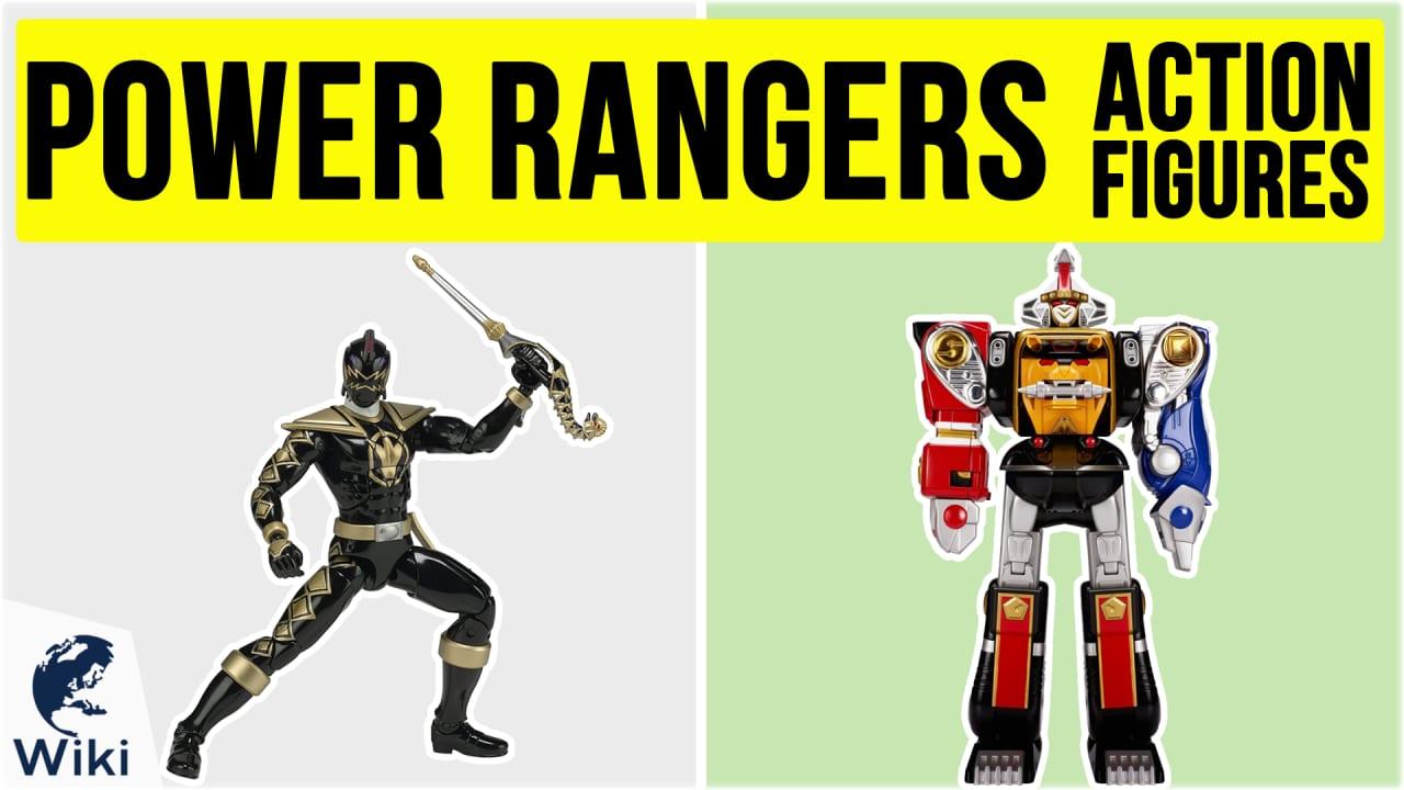 10 Best Power Rangers Action Figures