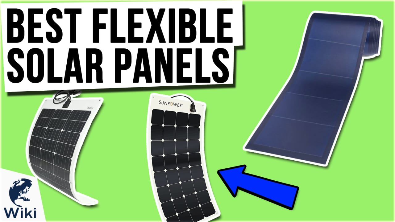 10 Best Flexible Solar Panels