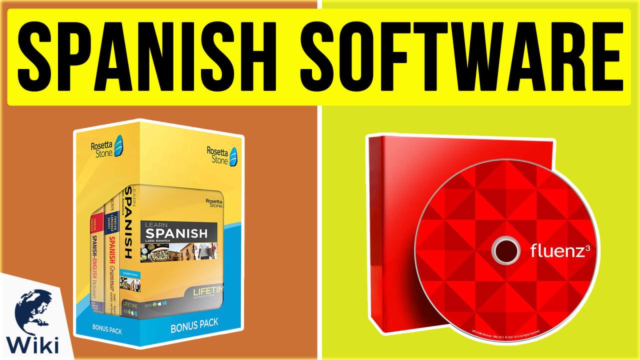 6 Best Spanish Software