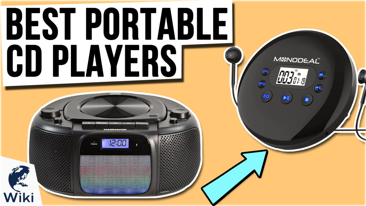 10 Best Portable CD Players
