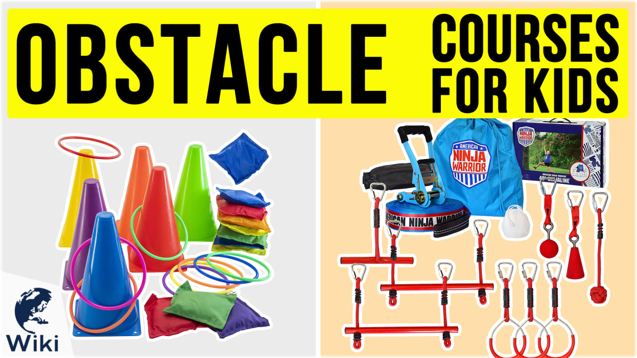 10 Best Obstacle Courses For Kids