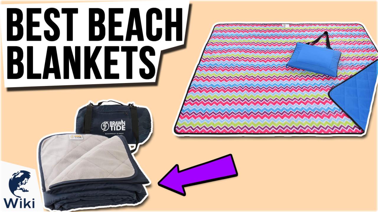 10 Best Beach Blankets