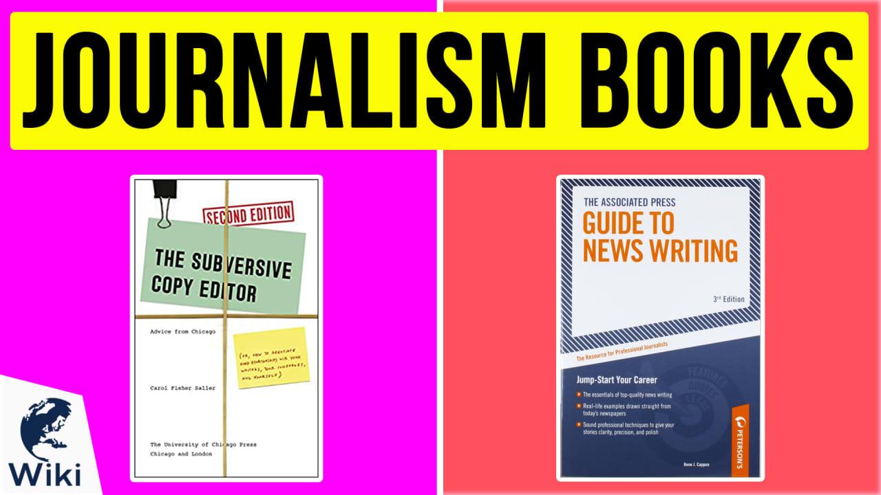 10 Best Journalism Books