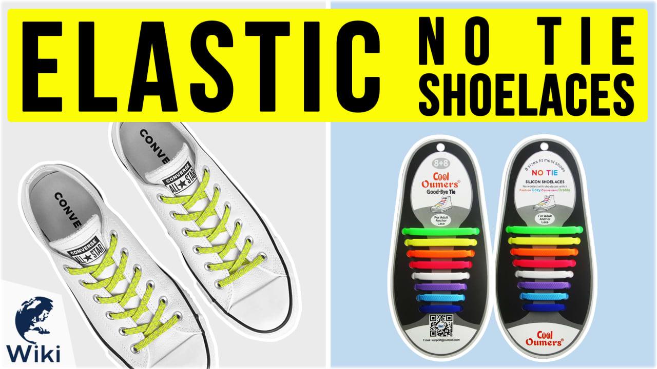 10 Best Elastic No Tie Shoelaces