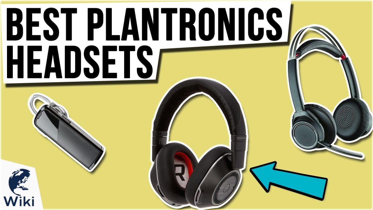 9 Best Plantronics Headsets