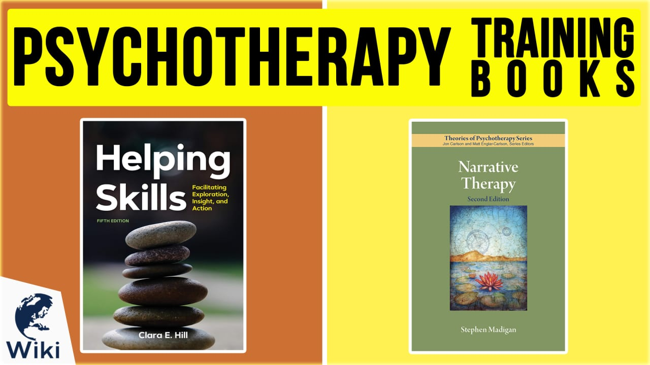 10 Best Psychotherapy Training Books