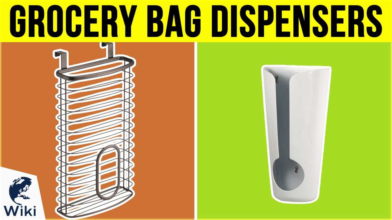 10 Best Grocery Bag Dispensers