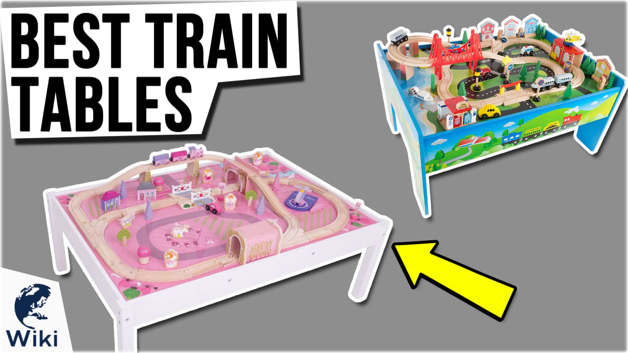 10 Best Train Tables