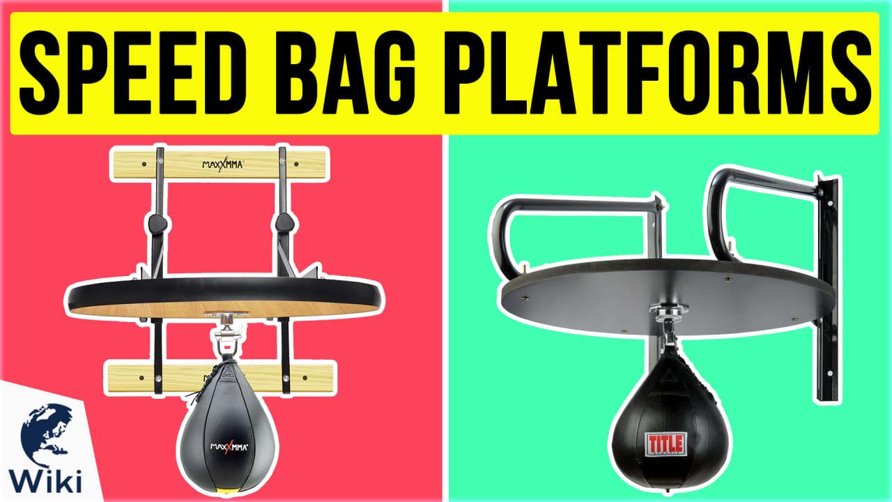 10 Best Speed Bag Platforms