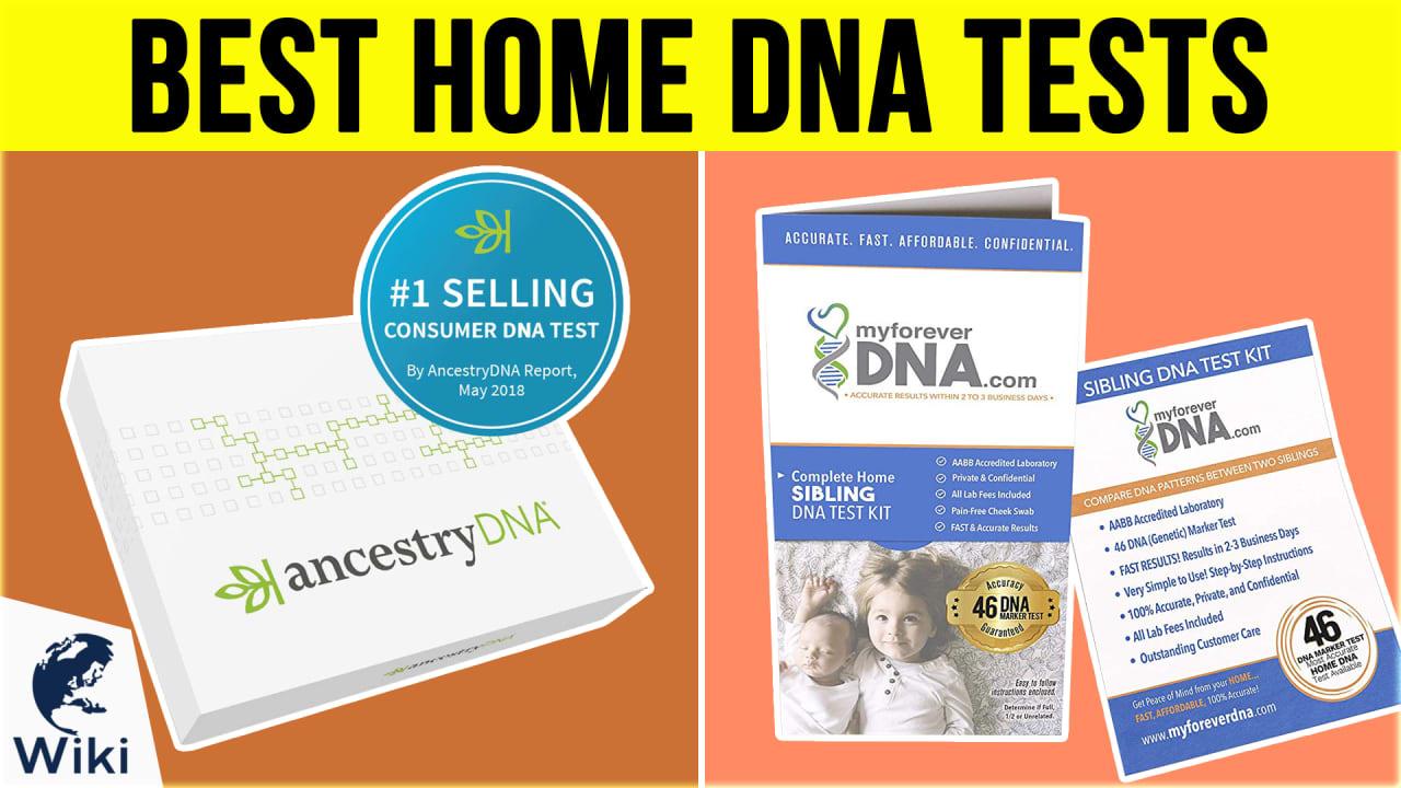 8 Best Home DNA Tests