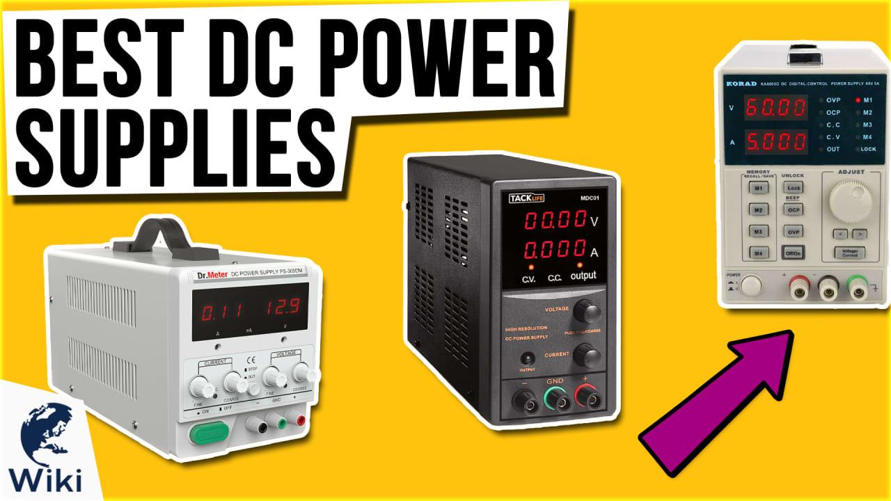 10 Best DC Power Supplies