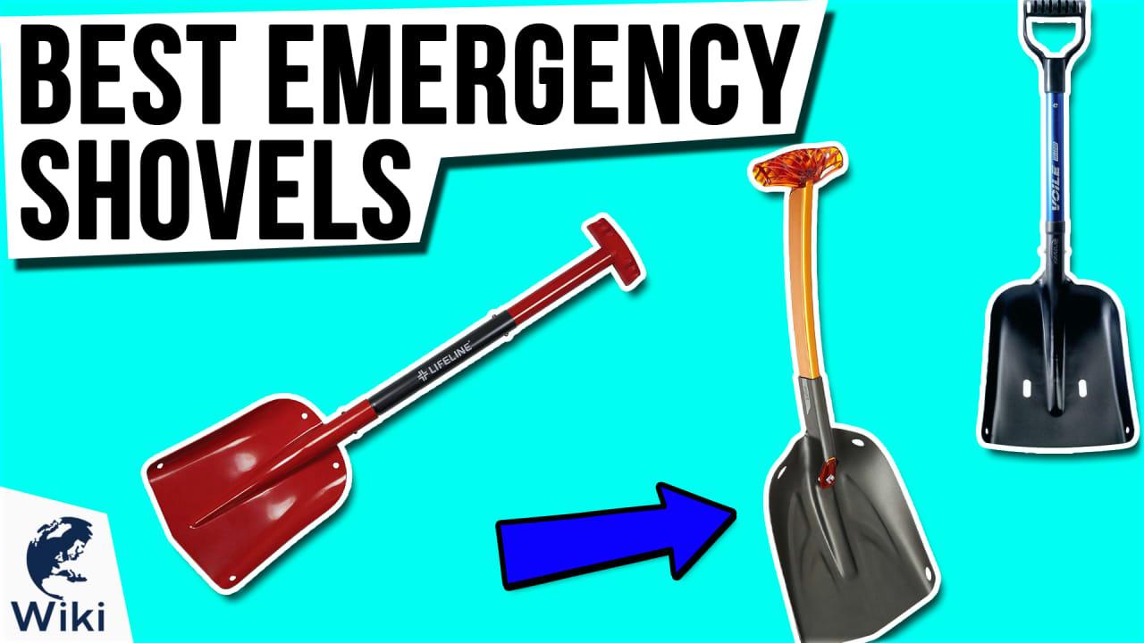 10 Best Emergency Shovels