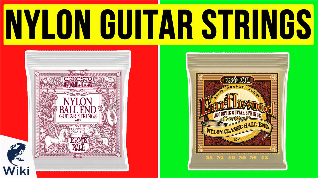 10 Best Nylon Guitar Strings