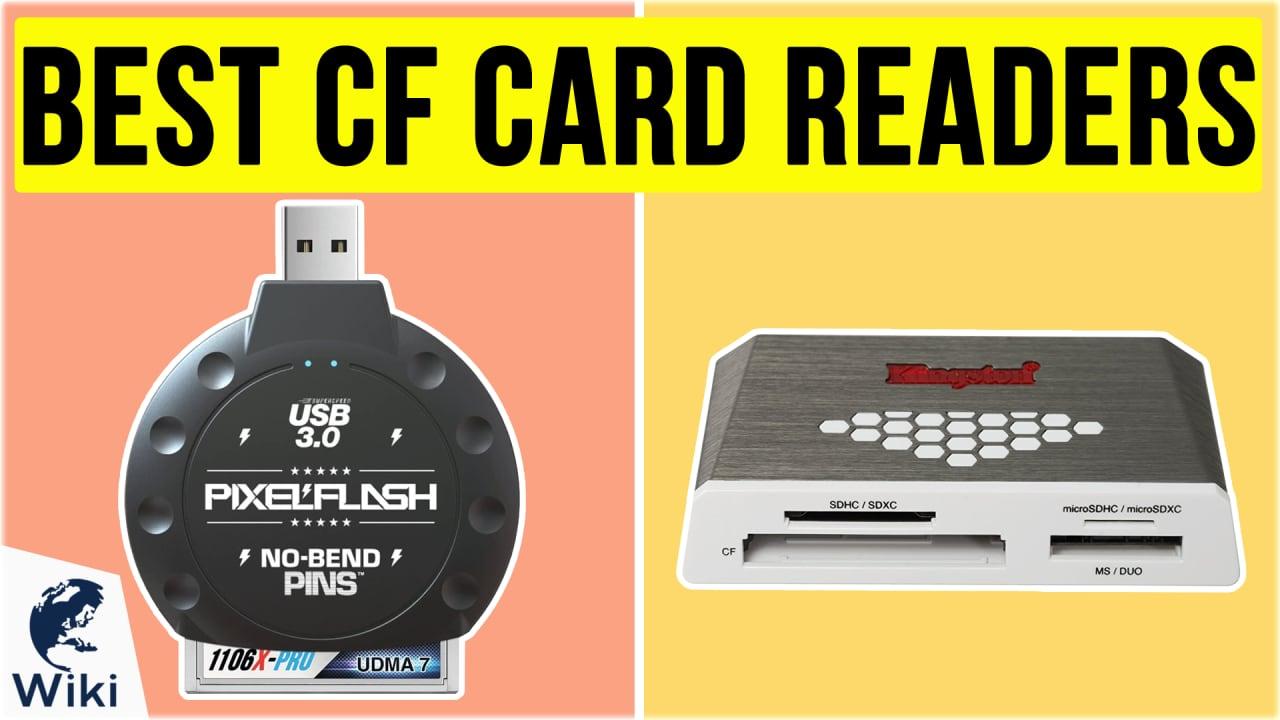 8 Best CF Card Readers